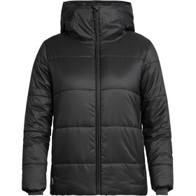 Icebreaker Collingwood Hooded Jacket Women black